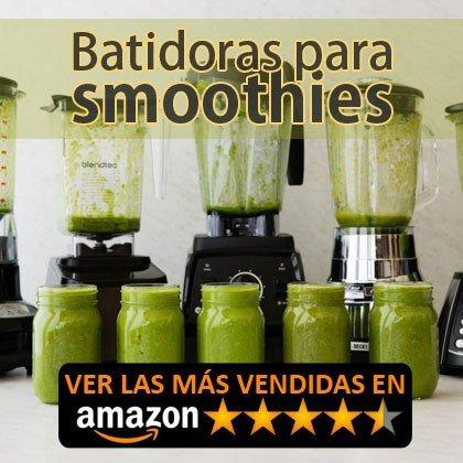Batidoras smoothies verdes