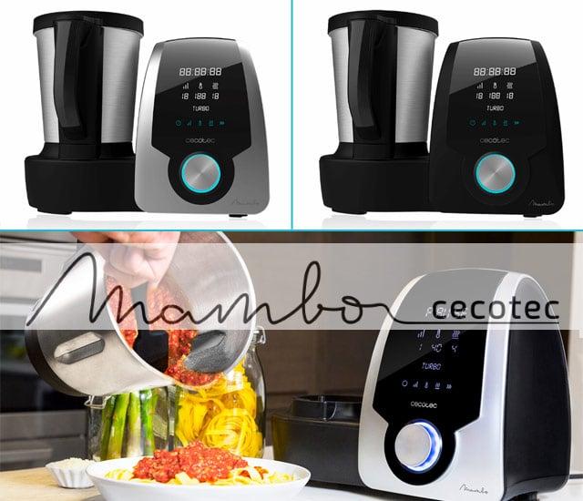 robot Mambo (sustituto del Cecomix Plus)