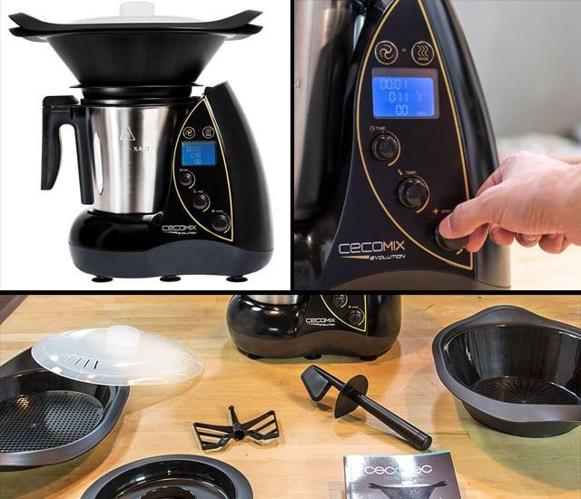 Mejor Robot de Cocina 2018 - Alternativas Más Baratas a Thermomix®