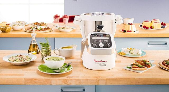 Mejor robot de cocina 2018 alternativas m s baratas a for Robot de cocina fussioncook