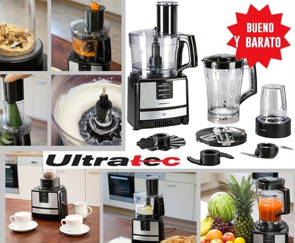 Ultratec KM600 - Robot de cocina