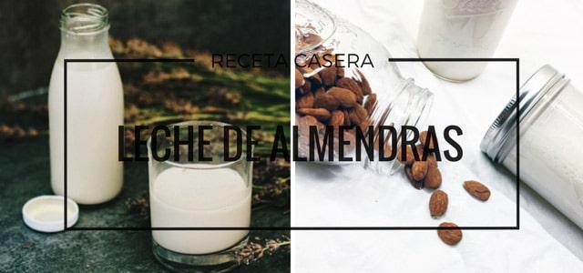Cómo Hacer Leche de Almendras Casera - Receta Sin Azúcar Añadido