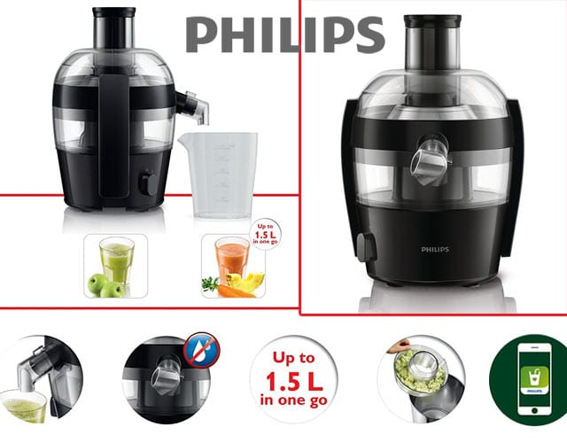 Philips HR1832/00 - Licuadora Viva Collection 400 W