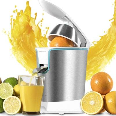 exprimidor de palanca para naranjas