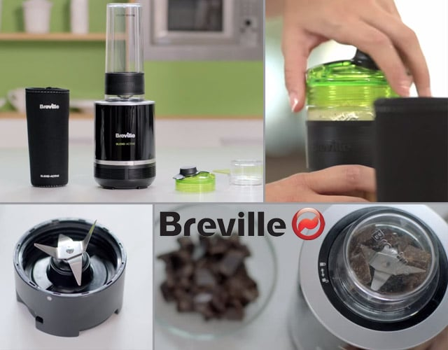 Breville VBL120X - Batidora de vaso