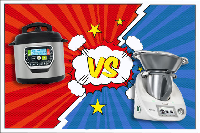 Olla GM VS Thermomix