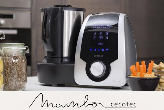 Robot de Cocina Mambo - 12 de noviembre a la venta