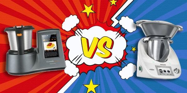 Thermomix o Mycook Touch | Comparativa, Opiniones y Precio - ¿Cuál Comprar en 2020?