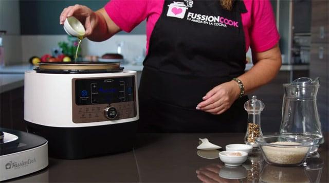 Fussioncook recetas