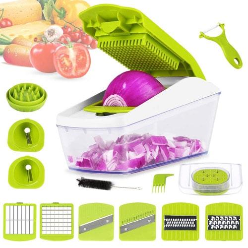 mandolina de frutas y verduras