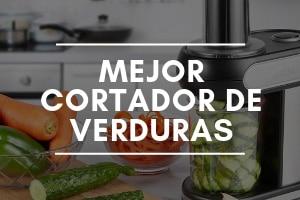 mejor cortador de verduras