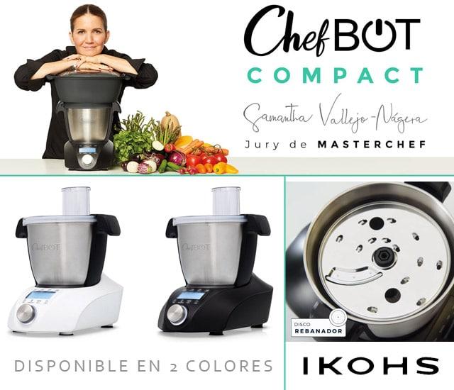 Chefbot Compact de Ikohs