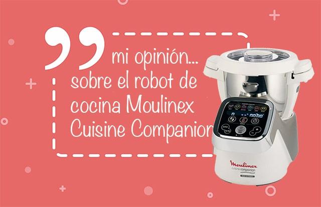opiniones Moulinex Cuisine Companion